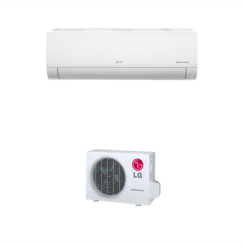 Climatizzatore Condizionatore Lg Standard Plus Smart Inverter P18en Classe A++ 18000 Btu