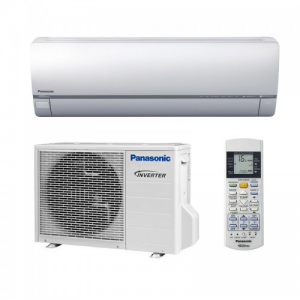 Climatizzatore Condizionatore Panasonic Inverter Etherea Silver Cs-xe12qkew A++ 12000 Btu