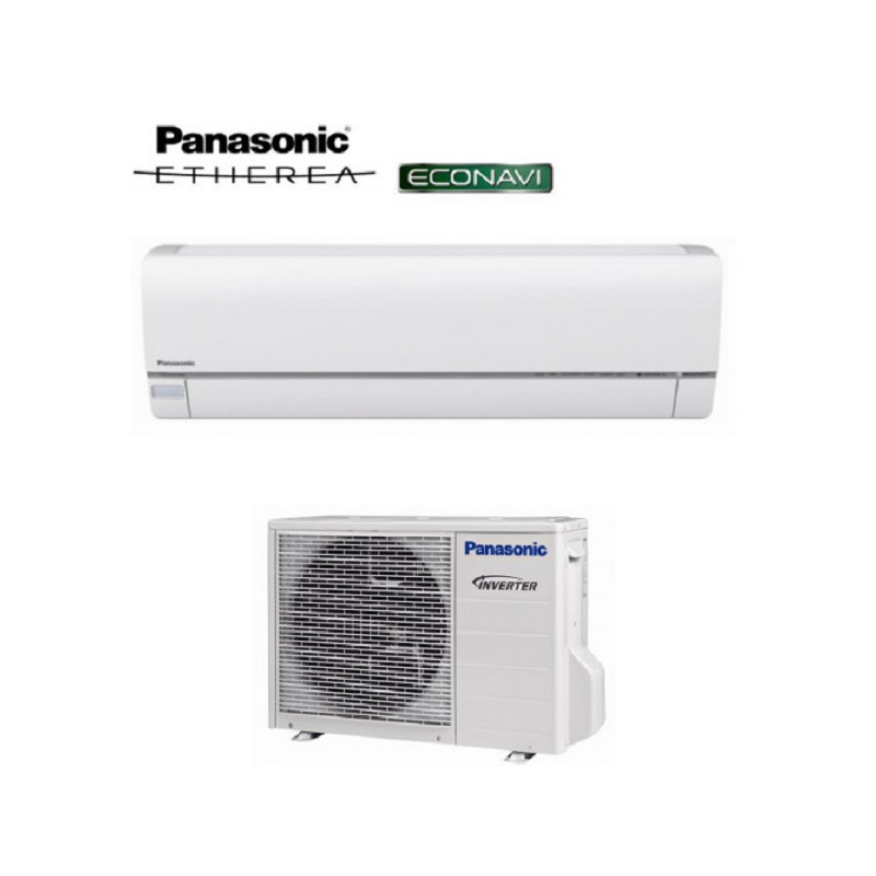 Climatizzatore Condizionatore Panasonic Inverter Etherea White Cs-e12qkew A++ 12000 Btu
