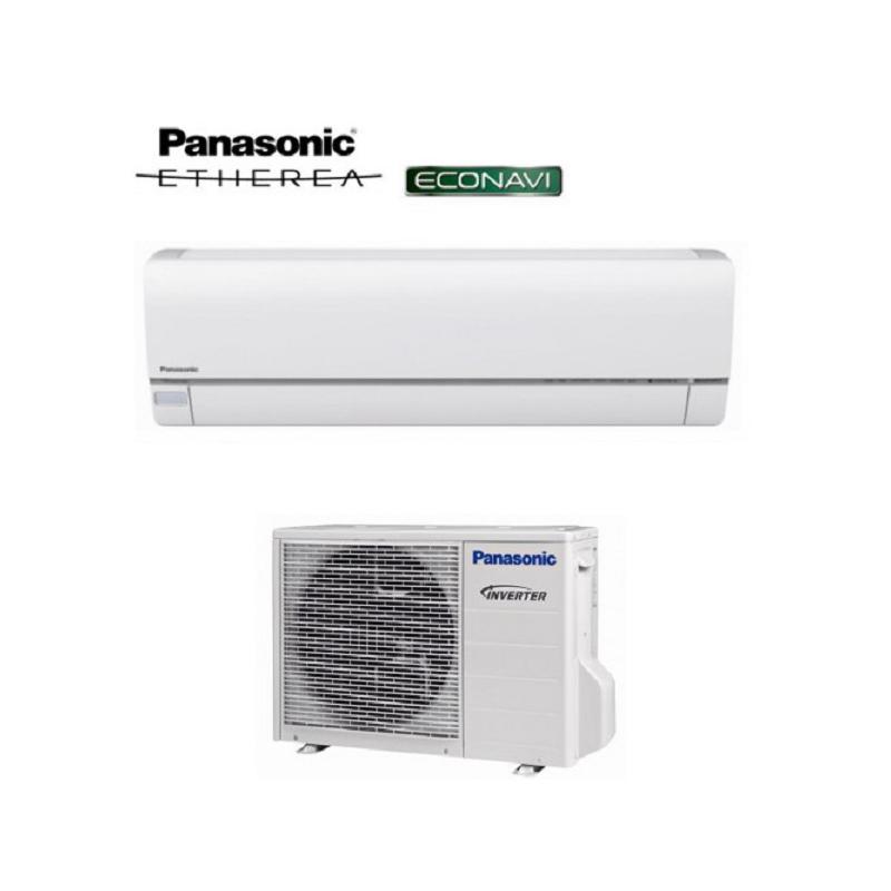 Climatizzatore Condizionatore Panasonic Inverter Etherea White Cs-e18qkew A++ 18000 Btu