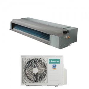Climatizzatore Condizionatore Hisense Canalizzabile Inverter Modello Aud105ux4shh3 Con Potenza Da 36000 Btu In Classe A++