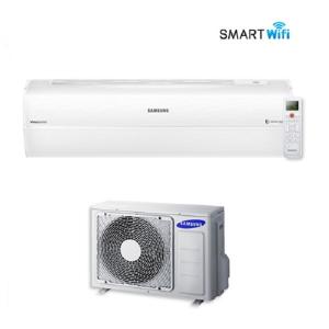 Climatizzatore Condizionatore Samsung Inverter Serie Ar9000m Smart Wifi A++ Ar09jspfbwkneu 9000 Btu + Staffa Omaggio