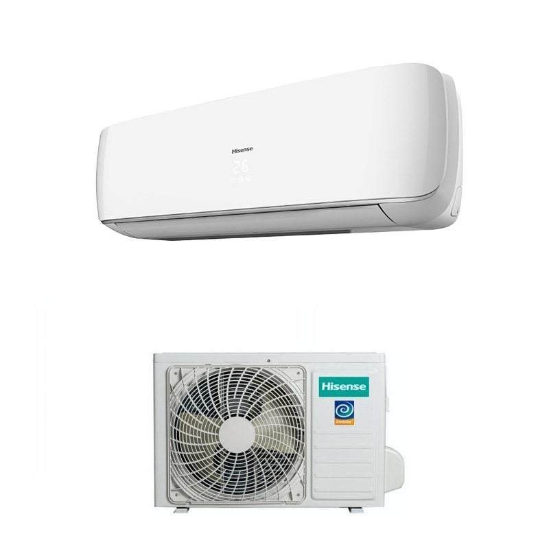 Climatizzatore Condizionatore Hisense Inverter Serie Mini Apple Pie Ast-24ur4sdbtg10 24000 Btu