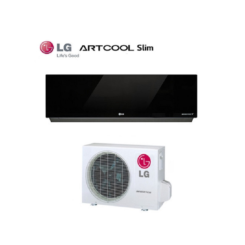 Climatizzatore Condizionatore Lg Artcool Slim Inverter V A09ll Classe A++ 9000 Btu