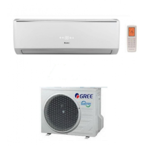Climatizzatore Condizionatore Gree Inverter Serie Lomo 9000 Btu Gwh09qb-k3dna1g/o