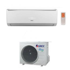 Climatizzatore Condizionatore Gree Inverter Serie Lomo 18000 Btu Gwh18qd-k3dna1g/o