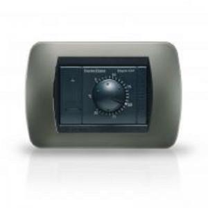 Termostato Ambiente Elettronico Da Incasso Fantini Cosmi Mod. C48 C48b C48c 3 Colori A Batterie
