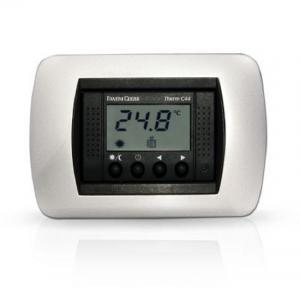 Termostato Ambiente Elettronico Da Incasso Fantini Cosmi Mod. C44 C44c C44b 3 Colori