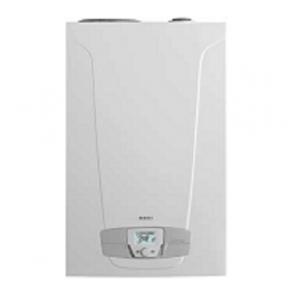 Caldaia Baxi Nuvola Platinum+ 24 Ga A Condensazione Erp Con Accumulo 40 Lt Completa Di Kit Fumi