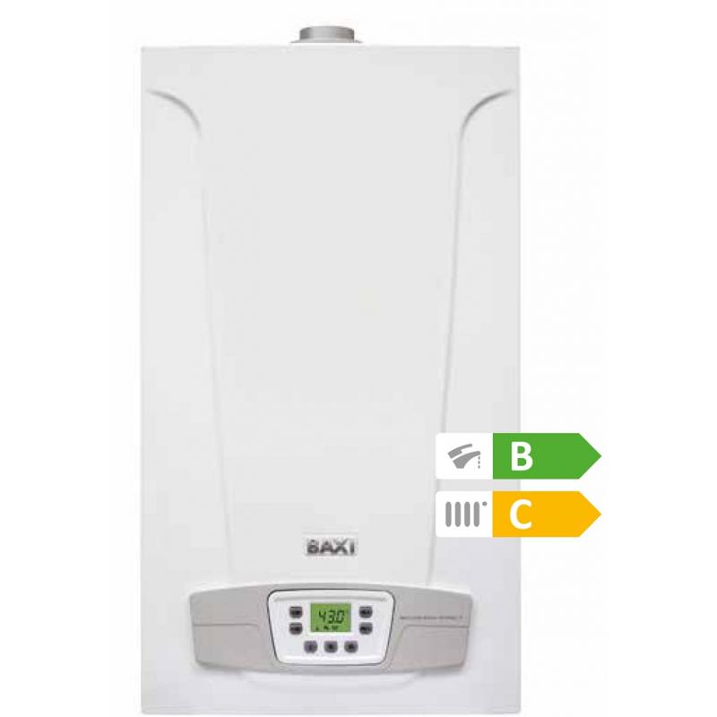 Caldaia Baxi Eco5 Compact+ 24 Kw Camera Aperta Gpl - Erp