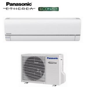 Climatizzatore Condizionatore Panasonic Inverter Etherea White Cs-e9qkew A++ 9000 Btu