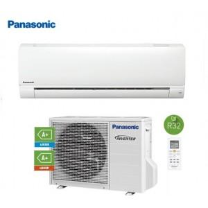 Climatizzatore Condizionatore Panasonic Serie Pz Inverter Standard Gas R-32 Pz25tke A+ 9000 Btu -