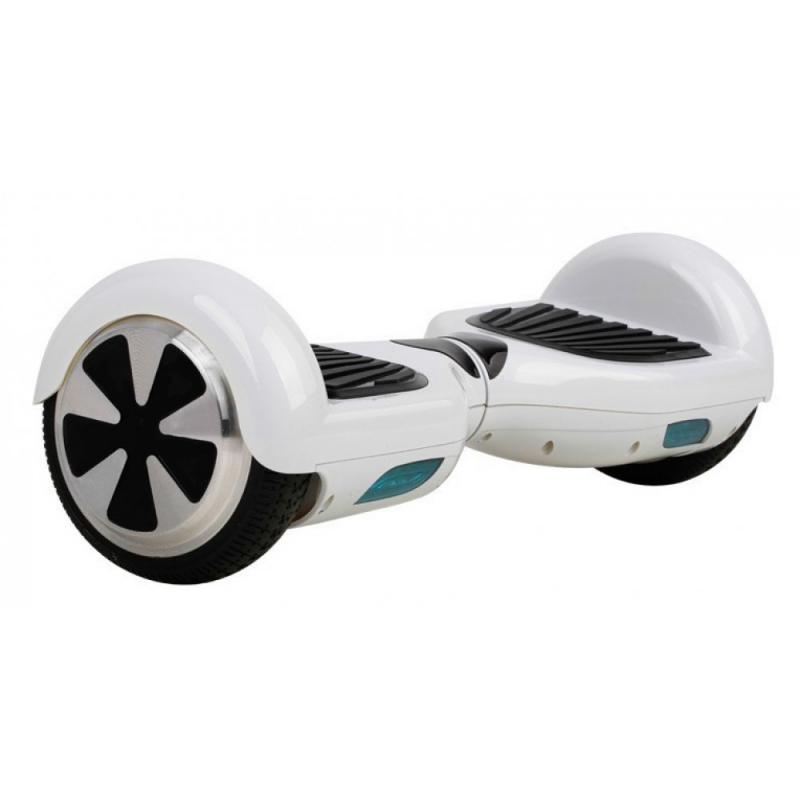 Monopattino Elettrico Devo Con Due Ruote Velocita' Massima 12 Km/h Modello Surfy Sgw01wt Bianco