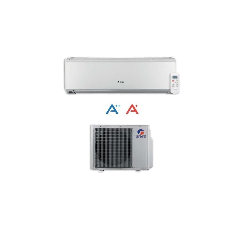 Climatizzatore Condizionatore Gree Inverter Serie Flat A++ 9000 Btu