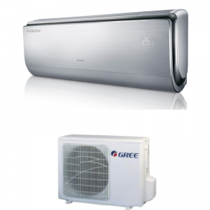 Climatizzatore Condizionatore Gree Inverter Smart Wi-fi A++ Serie U-crown 9000 Btu