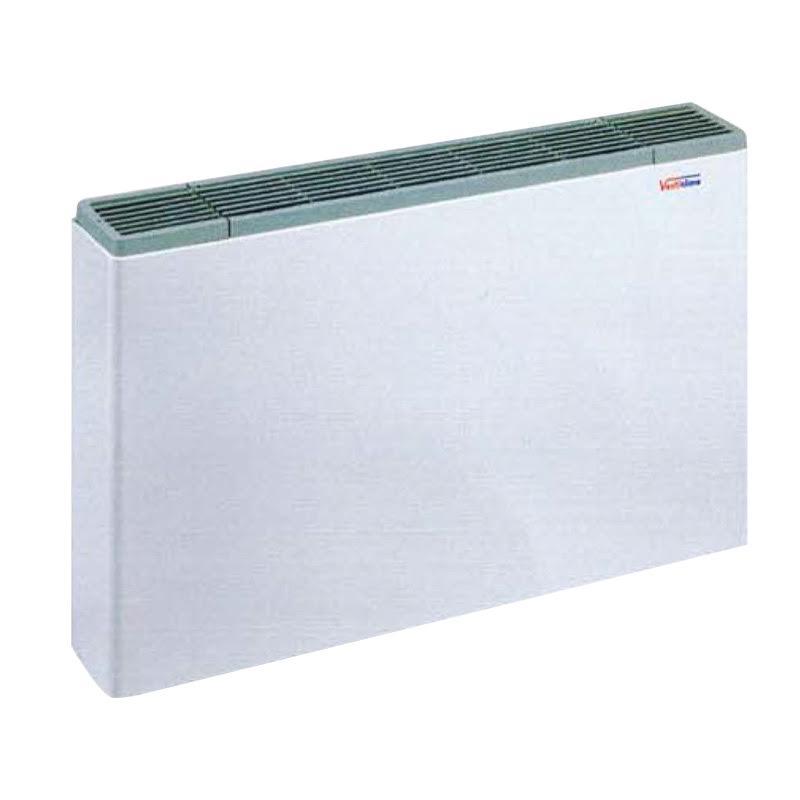 Ventilconvettore Ventilato Con Batteria Ad Acqua Ventilclima  Serie Mini M 1000 Solo Caldo Fancoil