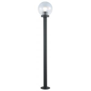 Lampione Globo A Pavimento Altezza 120 Cm