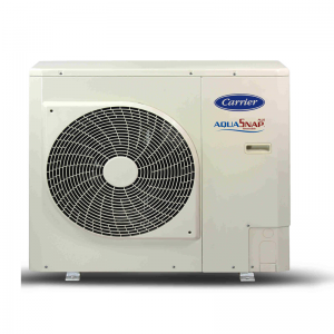 Pompa Di Calore Refrigeratore Mini Chiller Carrier Mod. Aquasnap Plus Inverter 8 Kw 30awh008hd