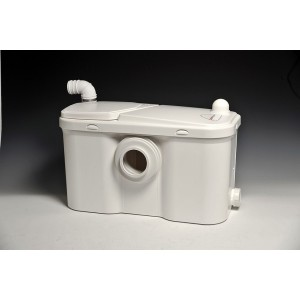 Trituratore Watermatic Ultra Performante Modello W17 P Alte Prestazioni Per Uso Intensivo