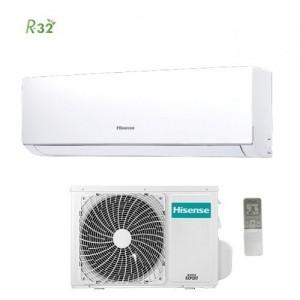 Climatizzatore Condizionatore Hisense Inverter 12000 Btu Serie New Comfort Dj35ve0ag Classe A++ Gas R-32 Wi Fi Ready+ Scheda Wi-
