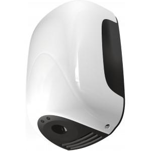 Asciugamani Elettrico Vama Da Parete Potenza 900 Watt 15,6x10x23,8h Cm Colore Bianco Mod. Smart Jet