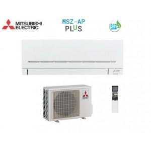 Climatizzatore Condizionatore Mitsubishi Electric Inverter Serie Plus Msz-ap25vg Da 9000 Btu In Classe A+++ Wi Fi Gas R32