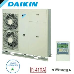 Daikin Mini Chiller A Pompa Di Calore Inverter Ewyq011acv3p Da 11 Kw Monofase