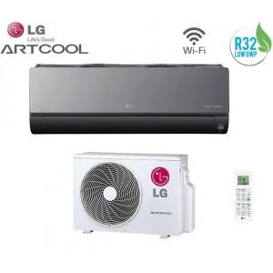 Climatizzatore Condizionatore Inverter Lg Serie Artcool Ac12bq In A++ 12000 Btu-wi Fi R32- Model