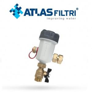 Defangatore Magnetico Atlas Filtri Serie Fdm-1p