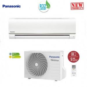 Climatizzatore Condizionatore Panasonic Inverter+ Serie Fz Standard Da 12000 Btu Con Gas R-32 Fz35uke In Classe A++