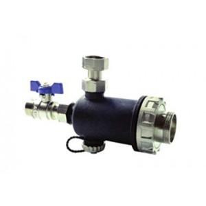 """Defangatore Magnetico Ultracompatto 3/4"""" Idrocosmotek Modello Mag Pro Pl-ot"""