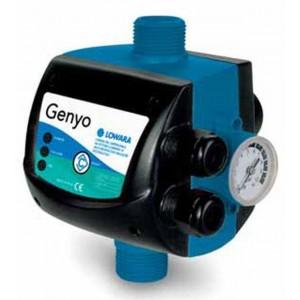 Sistema Di Controllo Press Control Serie Genyo Modello 8a/f15  Per Autoclave Su Elettropompe Lowara Cablato Senza Cavo