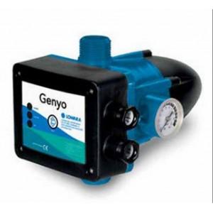 Sistema Di Controllo Press Control Serie Genyo Modello 16/a R15-30 Per Autoclave Su Elettropompe Lowara Monofase