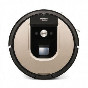 Aspirapolvere Pulitrice Irobot Roomba Rotonda Modello 966 Connessione Wi-fi E Irobot Home App