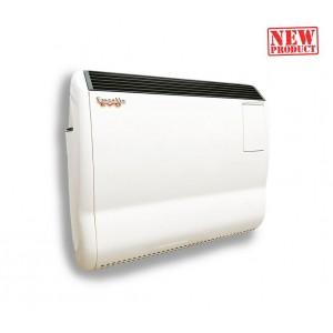 Radiatore A Gas Stufa Convettiva Fondital Gazelle Evo 7000 Da 5.88 Kw Metano Orologio Settimanale-new