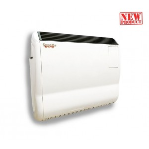 Radiatore A Gas Stufa Convettiva Fondital Gazelle Evo 7000 Da 5.88 Kw Gpl Orologio Settimanale-new