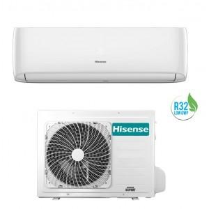 Climatizzatore Condizionatore Hisense Inverter Easy Smart Da 9000 Btu Ca25yr1ag / AS09YRCB01G Classe A++/a+ Gas R-32 - New Model