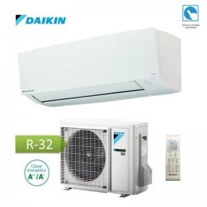 Climatizzatore Condizionatore Daikin Inverter Siesta New Classic Ftxc25b Da 9000 Btu Con Gas R32 In A++ Wi Fi Ready New