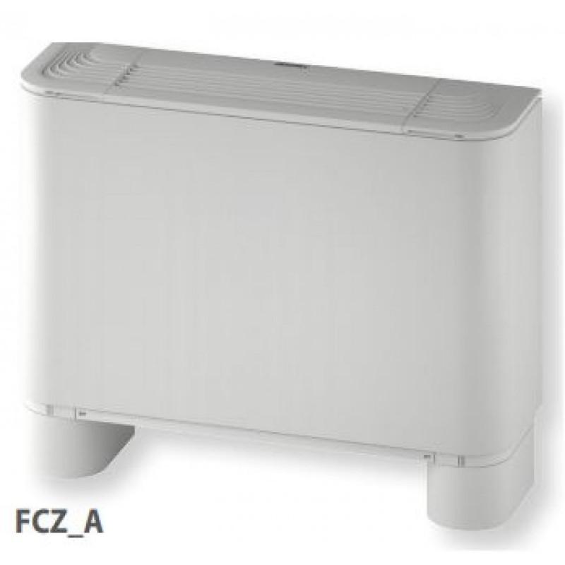 Ventilconvettore Fan Coil Aermec Con Comando A Bordo Modello Fcz/a 100 Per Solo Riscaldamento
