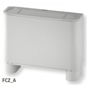 Ventilconvettore Fan Coil Aermec Con Comando A Bordo Modello Fcz/a 200 Per Solo Riscaldamento
