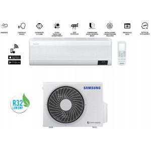 Climatizzatore Condizionatore Monosplit Samsung Windfree Avant F-ar09avt Da 9000 Btu Ar09txeaaw Con Gas R32 Wifi In A++/a++