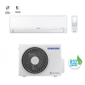 Climatizzatore Condizionatore Monosplit Samsung Ar35 F-ar18art Da 18000 Btu Ar18txhqasi Con Gas Ecologico R32 Classe A++/a+ New