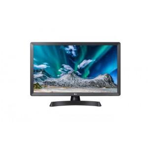 "Tv Led Monitor Lg 28tl510s-pz Da 28"" Tv Led Hd Ready Smart Dvb/t2/s2 1366 X 768 Pixel Hd Colore: Nero"