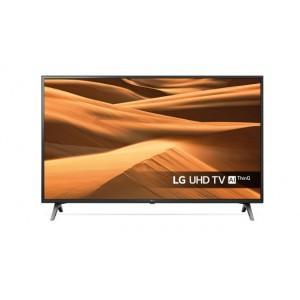 "Tv Led Ai 4k Ultra Hd Lg 49um7100 Da 49"" Tv Led 4k Ultra Hd Smart Active Hdr Dvb/t2/s2 3840x2160 Pixel Hd Colore: Nero"