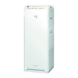 Daikin Purificatore d'aria fotocatalitico bianco con tecnologia Streamer e umidificazione dell'aria MCK55W
