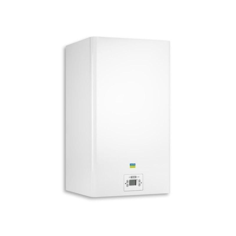 Caldaia SAVIO actaDENS 25 S a condensazione completa di kit scarico fumi low NOx GPL