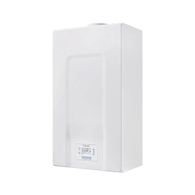 Caldaia Beretta MYNUTE E 32C a condensazione Low NOx completa di kit scarico Fumi 20164602 Metano o GPL Wi-Fi Optional