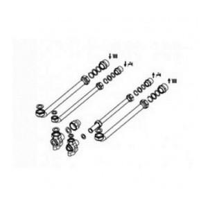 Kit Idraulico di prima installazione Ariston e Chaffoteaux (2 rubinetti) COD. 3318224