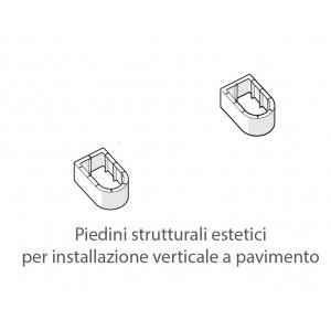 Aermec Coppia piedini estetici e strutturali per serie FCZ e FCZI ZXZ