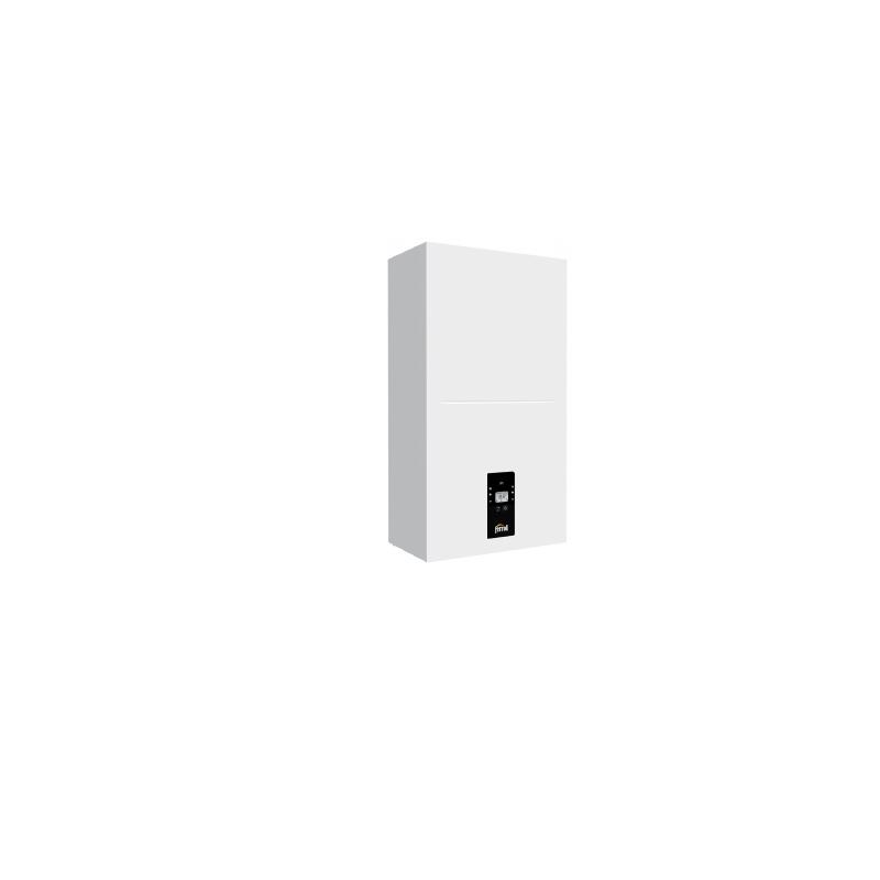 Caldaia Ferroli a condensazione Bluehelix Alpha 28C completa di kit scarico fumi Metano o Gpl cod. 0TPF4AWA